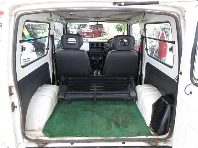 バン HA ターボ マニュアル車 4WD(8枚目)