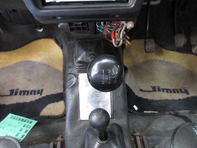 バン HA ターボ マニュアル車 4WD(10枚目)
