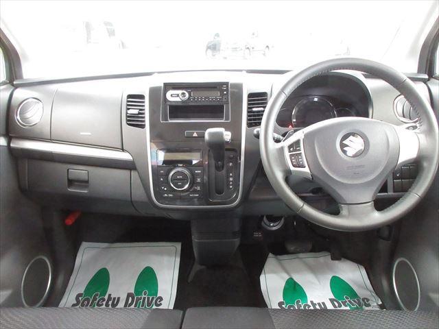スズキ ワゴンRスティングレー T ターボ ABS スマートキー HID 4WD
