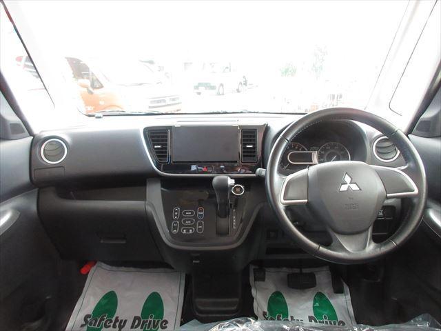 三菱 eKスペースカスタム カスタムG ABS パワスラドア アイドルストップ 4WD