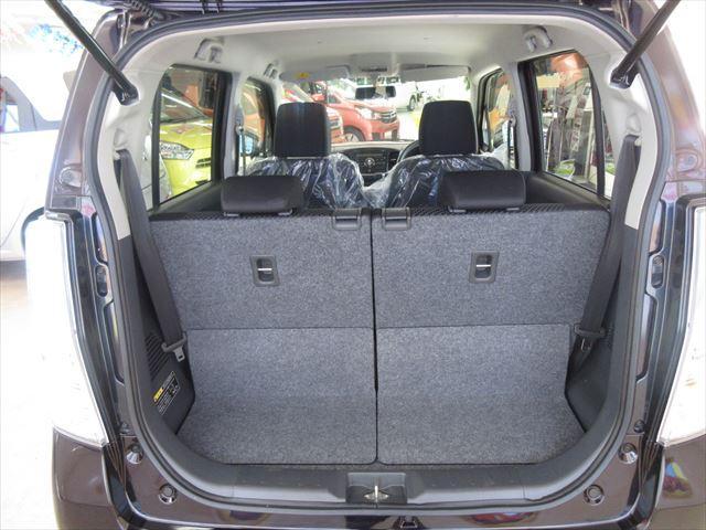 スズキ ワゴンRスティングレー T ターボ ABS アイドルストップ スマキー 4WD