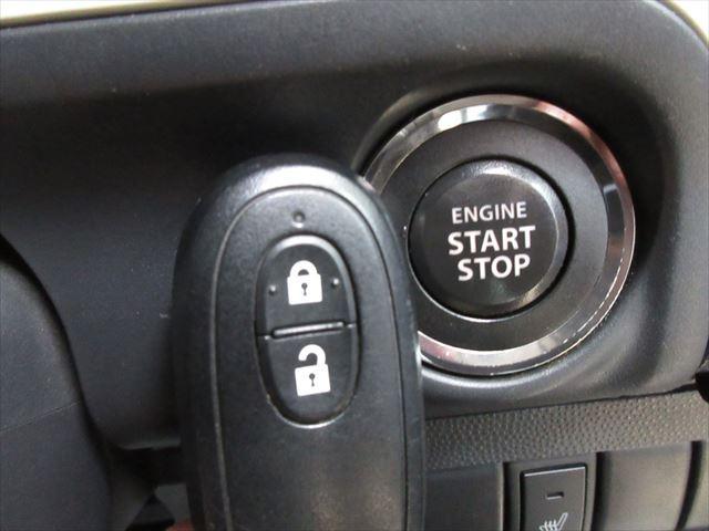X ABS スマートキー 4WD(10枚目)