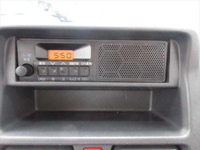 KCエアコン・パワステ マニュアル車 ABS 4WD(5枚目)