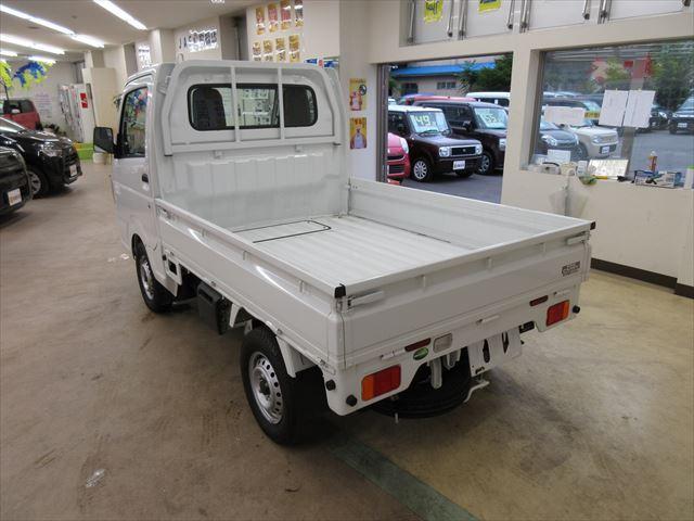 KCエアコン・パワステ マニュアル車 ABS 4WD(12枚目)