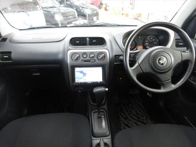 カスタムL ターボ 社外HDDナビ フルセグTV 4WD(4枚目)