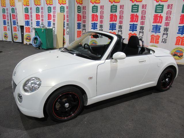 「ダイハツ」「コペン」「オープンカー」「北海道」の中古車18