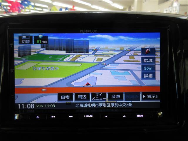 XS ターボ ナビ・TV ABS 両側パワスラ 4WD(9枚目)