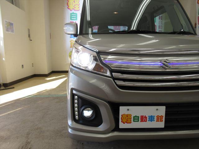 XS ターボ ナビ・TV ABS 両側パワスラ 4WD(19枚目)