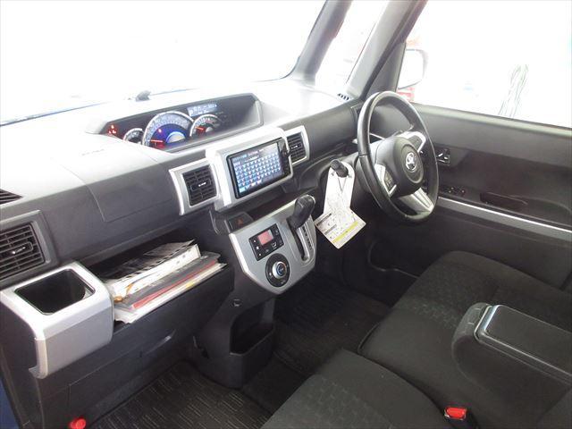 G SA ABS ターボ ナビTV 衝減ブレーキ 4WD パワスラドア アイドルSTOP スマキー(9枚目)