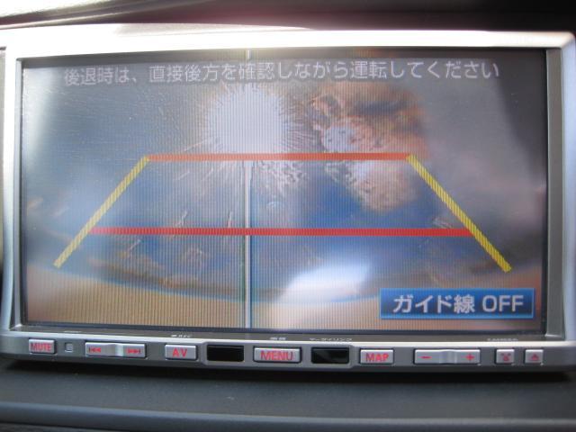 トヨタ アイシス プラタナ・左パワスラ・社外HDDナビ・フルセグTV・ETC