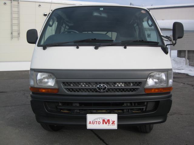 ロングDX 4WD AT 寒冷地仕様 夏冬タイヤ付き(2枚目)