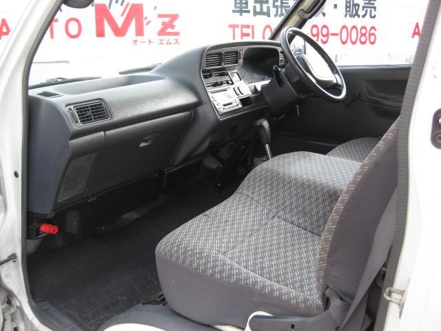 ロングDX 4WD AT 寒冷地仕様 夏冬タイヤ付き(9枚目)