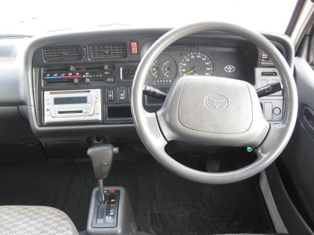 ロングDX 4WD AT 寒冷地仕様 夏冬タイヤ付き(11枚目)