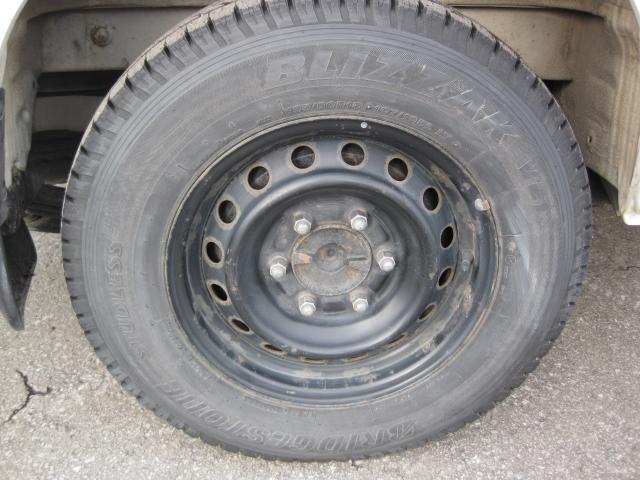 ロングDX 4WD AT 寒冷地仕様 夏冬タイヤ付き(19枚目)