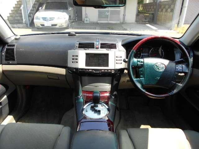 トヨタ マークX 250G Four Lパッケージ 4WD ワンオーナー