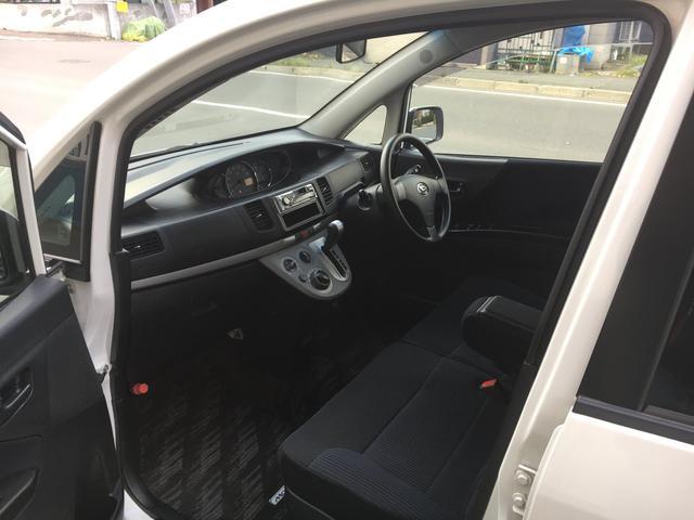 ダイハツ ムーヴ X VS4WDスマートキーフォグランプ14インチアルミホイル