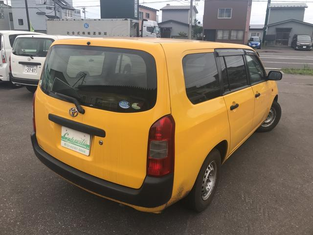 4WD オーディオ付 5名乗り 黄 AT PW 電格ミラー(6枚目)