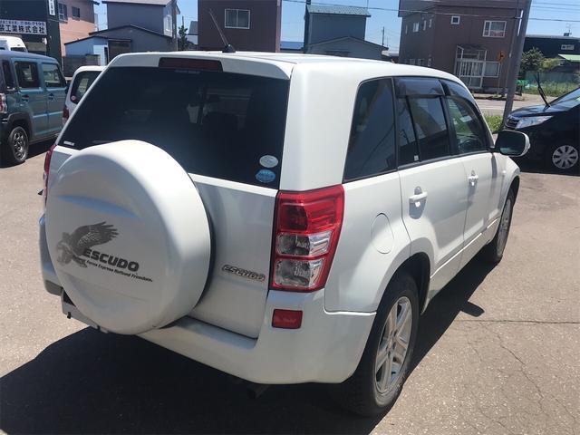 「スズキ」「エスクード」「SUV・クロカン」「北海道」の中古車6