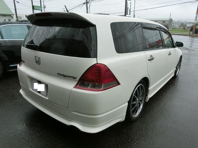 「ホンダ」「オデッセイ」「ミニバン・ワンボックス」「北海道」の中古車5
