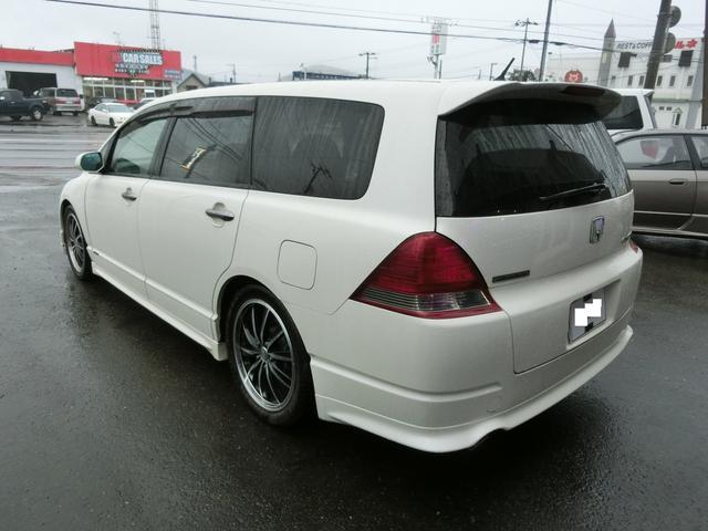 「ホンダ」「オデッセイ」「ミニバン・ワンボックス」「北海道」の中古車7