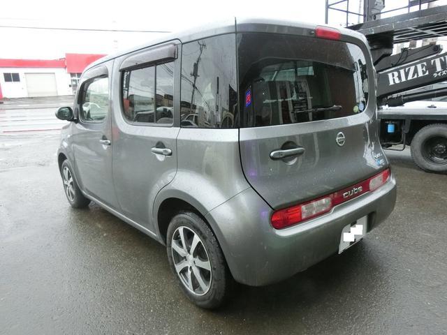 「日産」「キューブ」「ミニバン・ワンボックス」「北海道」の中古車7