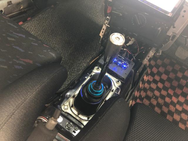 ワイドボディー ロールゲージ 車高調 レカロ(9枚目)