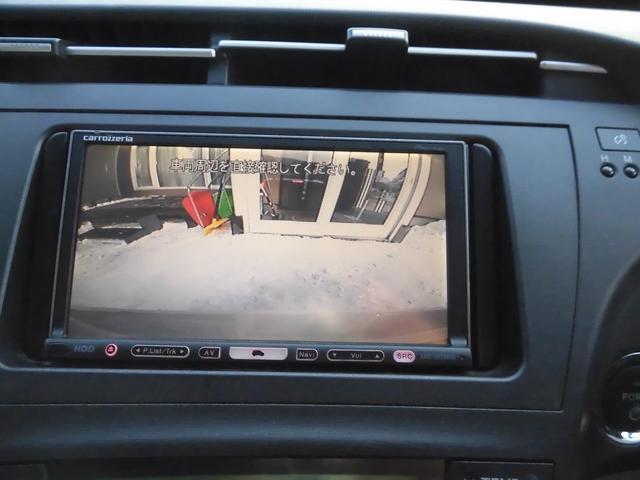 トヨタ プリウス S 1オーナー Bカメラ ナビTV