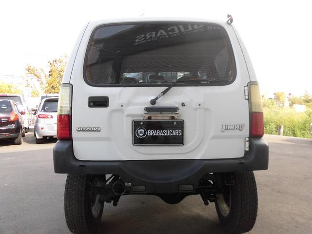 XL 4WD リフトアップ(3枚目)