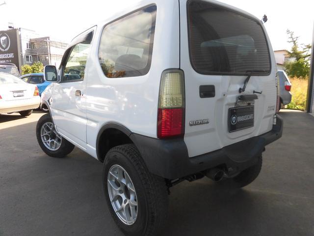XL 4WD リフトアップ(9枚目)