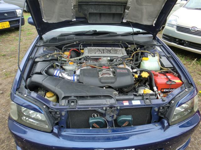 GT-B E-tune 大型インタークーラー STIチューン(8枚目)