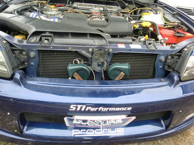 GT-B E-tune 大型インタークーラー STIチューン(13枚目)