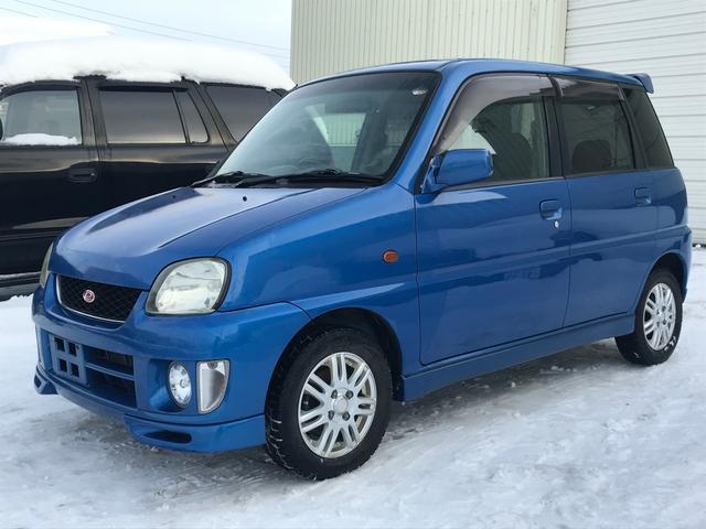 「スバル」「プレオ」「コンパクトカー」「北海道」の中古車6