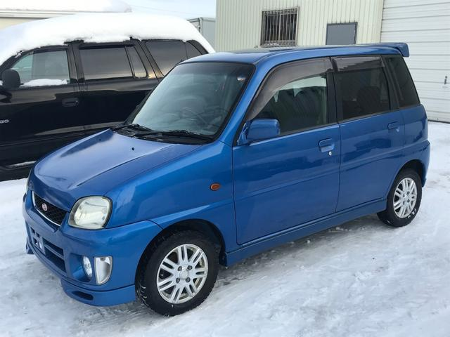 「スバル」「プレオ」「コンパクトカー」「北海道」の中古車7