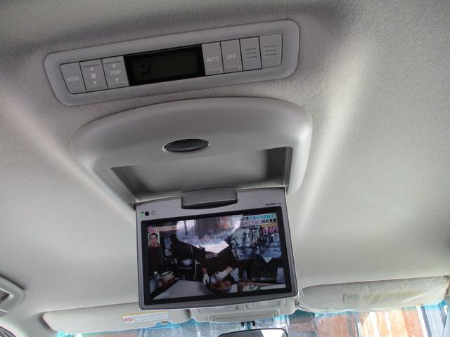2.4アエラス Gエディション 4WD・純正ナビ・フルセグTV・Bカメラ・Bluetooth・後席フリップダウンモニター・両側パワースライドドア・HID・ETC・スマートキー・プッシュS・クルーズコントロール・寒冷地車・夏冬タイヤ付(29枚目)