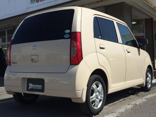 「日産」「ピノ」「軽自動車」「北海道」の中古車5