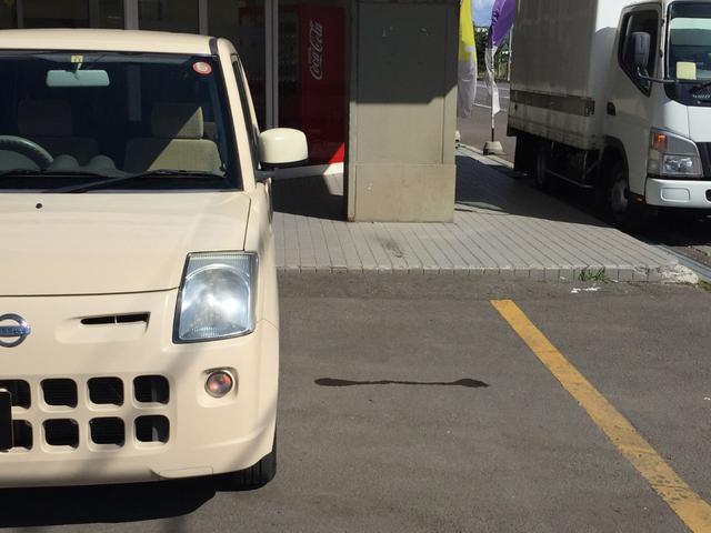 「日産」「ピノ」「軽自動車」「北海道」の中古車8