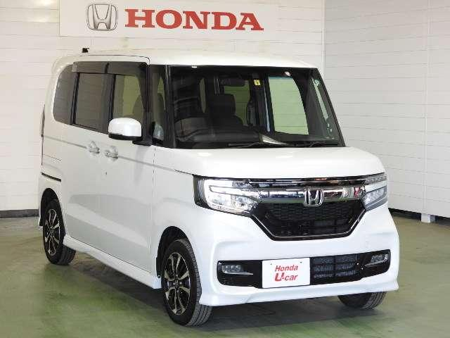 G・Lホンダセンシング サポカーS ETC 4WD(5枚目)