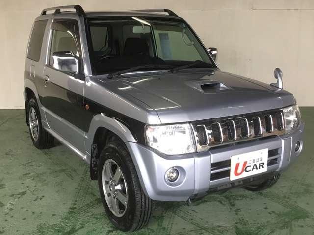 660 エクシード 4WD(3枚目)