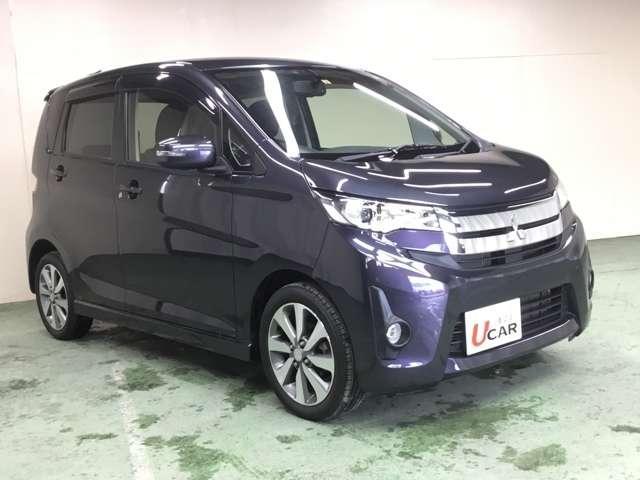 「三菱」「eKカスタム」「コンパクトカー」「北海道」の中古車7