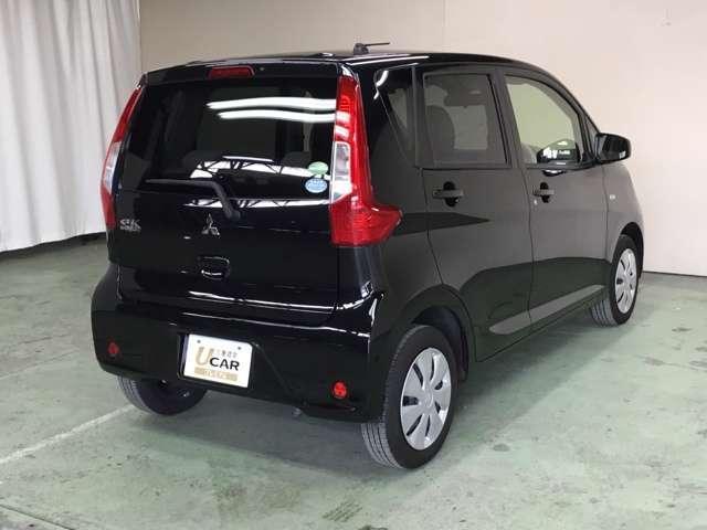「三菱」「eKワゴン」「コンパクトカー」「北海道」の中古車10