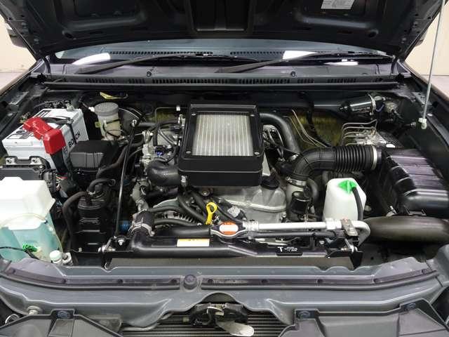 クロスアドベンチャー メモリーナビ ETC 5速MT シートヒーター LEDリングイルミネーション付フォグ クロスアドベンチャーロゴ入りブラック合皮シート プライバシーガラス 4WD(3枚目)