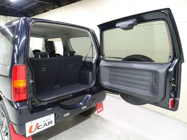 クロスアドベンチャー メモリーナビ ETC 5速MT シートヒーター LEDリングイルミネーション付フォグ クロスアドベンチャーロゴ入りブラック合皮シート プライバシーガラス 4WD(11枚目)