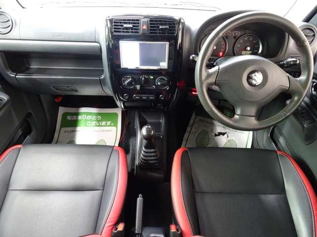 クロスアドベンチャー メモリーナビ ETC 5速MT シートヒーター LEDリングイルミネーション付フォグ クロスアドベンチャーロゴ入りブラック合皮シート プライバシーガラス 4WD(13枚目)