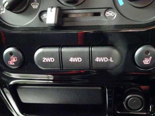 クロスアドベンチャー メモリーナビ ETC 5速MT シートヒーター LEDリングイルミネーション付フォグ クロスアドベンチャーロゴ入りブラック合皮シート プライバシーガラス 4WD(17枚目)