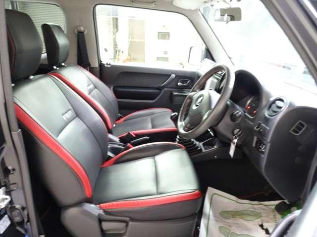 クロスアドベンチャー メモリーナビ ETC 5速MT シートヒーター LEDリングイルミネーション付フォグ クロスアドベンチャーロゴ入りブラック合皮シート プライバシーガラス 4WD(19枚目)