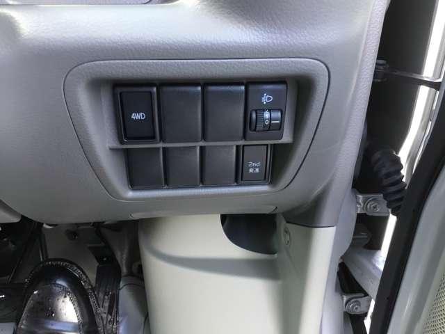660 M ハイルーフ 5AMT車 4WD(17枚目)
