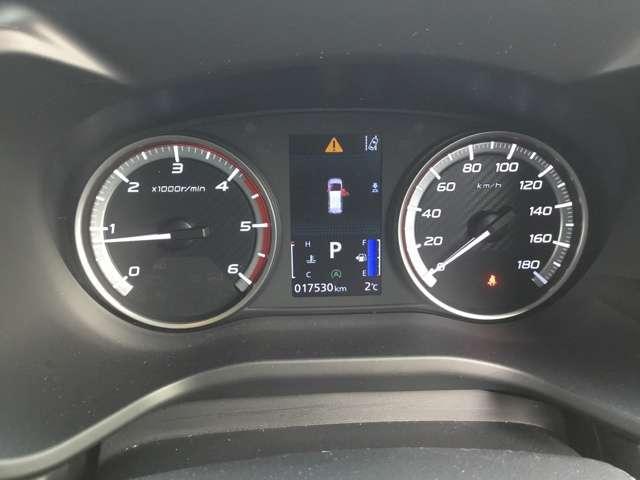 アーバンギア 2.2 G ディーゼルターボ 4WD(4枚目)