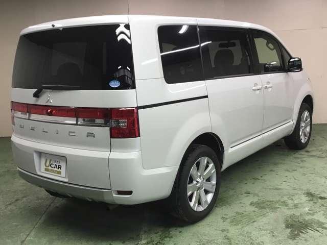 「三菱」「デリカD:5」「ミニバン・ワンボックス」「北海道」の中古車2