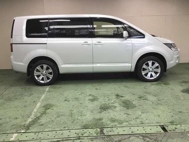 「三菱」「デリカD:5」「ミニバン・ワンボックス」「北海道」の中古車7