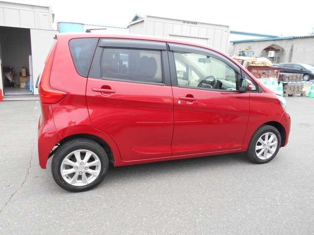 「三菱」「eKワゴン」「コンパクトカー」「北海道」の中古車4